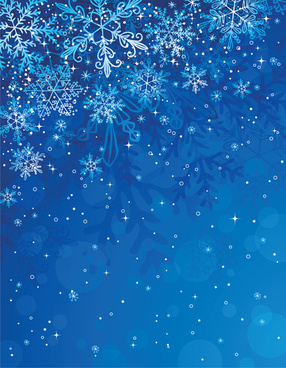 Free winter wonderland background vector art free vector.