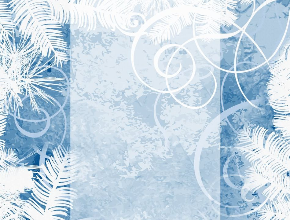 Winter Wonderland Clip Art Borders.