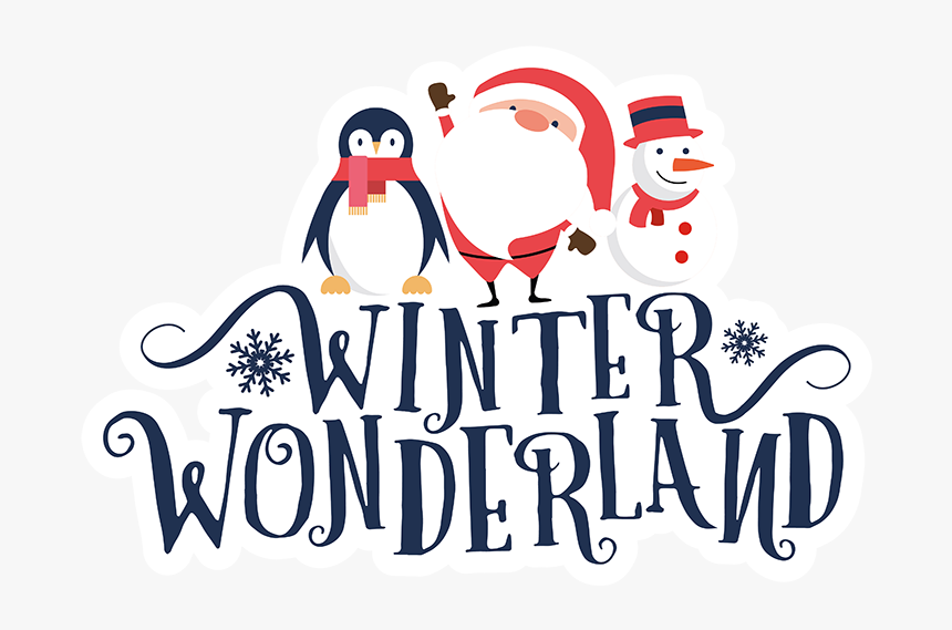 Christmas Wonderland Clipart.
