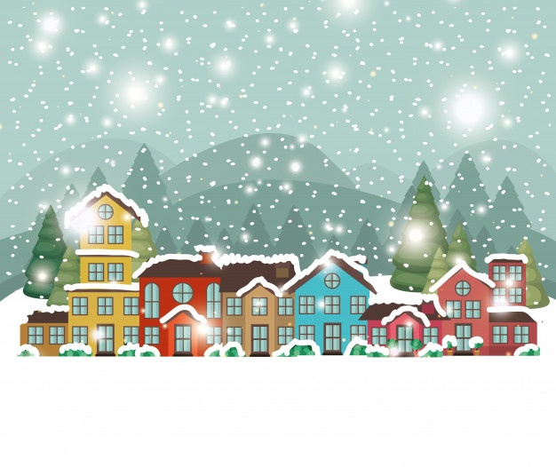 Winter Wonderland Vectors, Photos and PSD files.