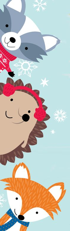Free Winter Animals Cliparts, Download Free Clip Art, Free.