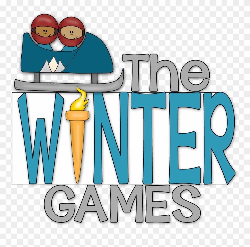 Winter Games Whole Word Color.