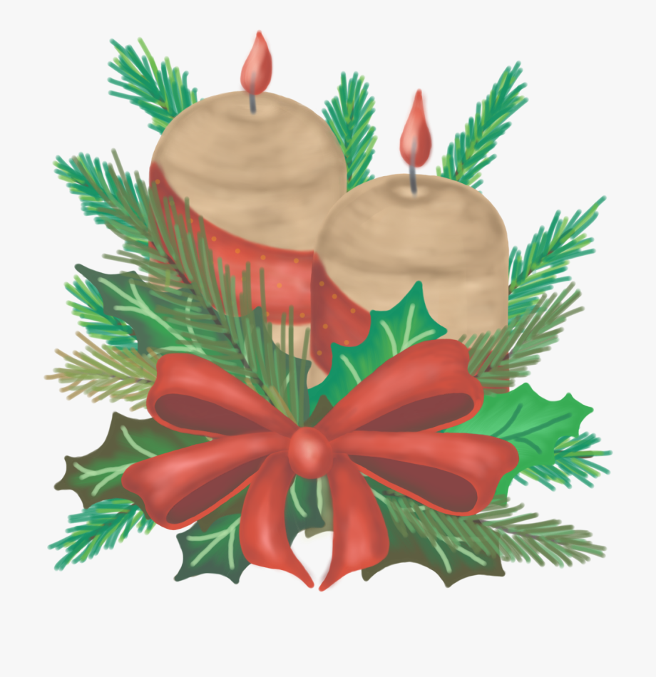 Free Christmas And Winter Themed Clip Art.