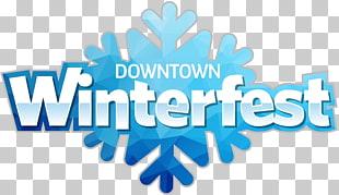Logo Brand Winterfest Procter & Gamble Festival, imss logo.