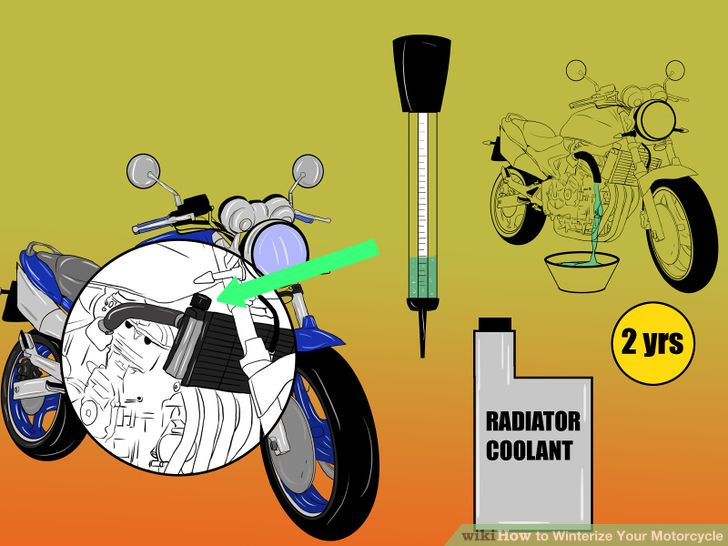 How to Winterize Your Motorcycle: 14 Steps (with Pictures).