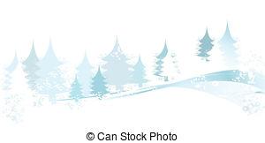 Winterlandschaft Clipart und Stock Illustrationen. 23.541.