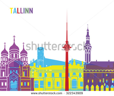 Tallinn Stock Photos, Royalty.