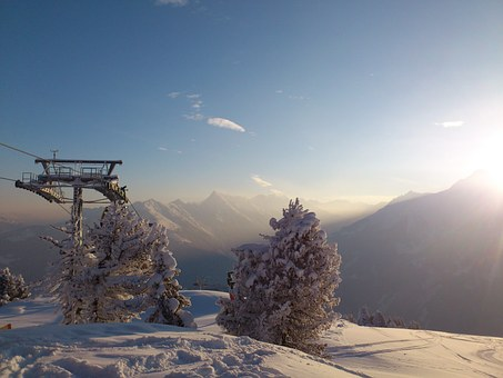 Ski, Run.