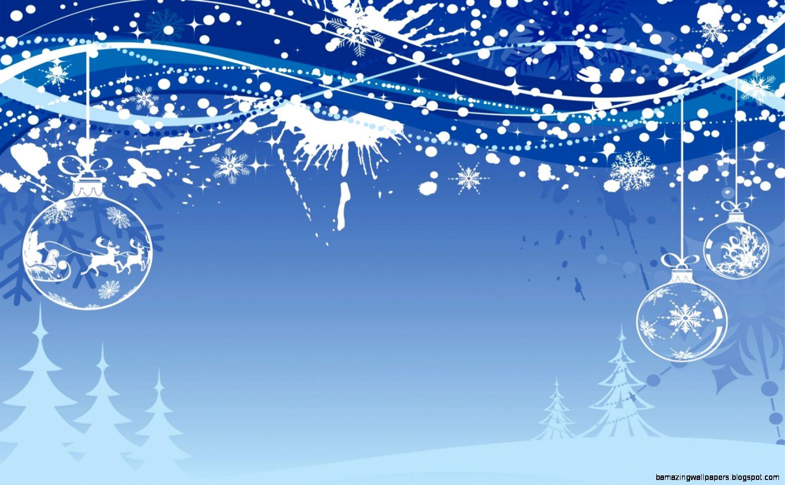 Winter Wonderland Clip Art.