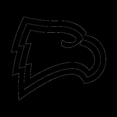 Winthrop Eagles Free Logo.