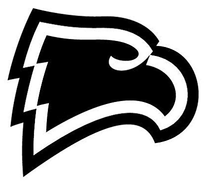 Amazon.com : SellingDecals ncaa1192 Winthrop Eagles Head.
