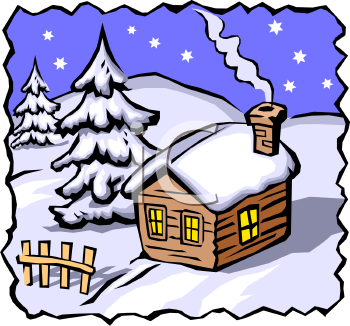 Wintry Weather Clipart.