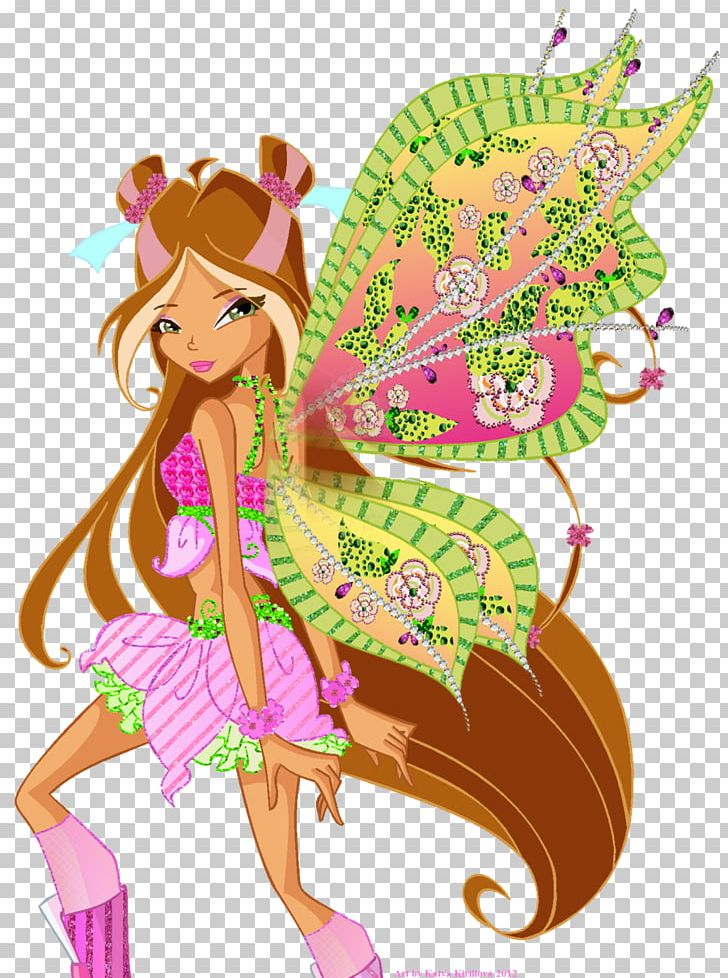 Flora Winx Club: Believix In You Winx Club PNG, Clipart.