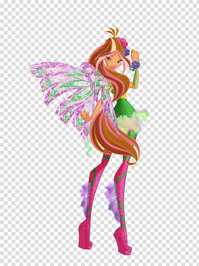Flora Bloom Stella Winx Club: Believix in You Musa, flora.