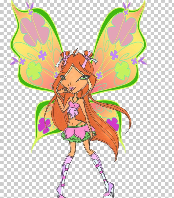 Flora Winx Club: Believix In You Tecna Bloom Aisha PNG.
