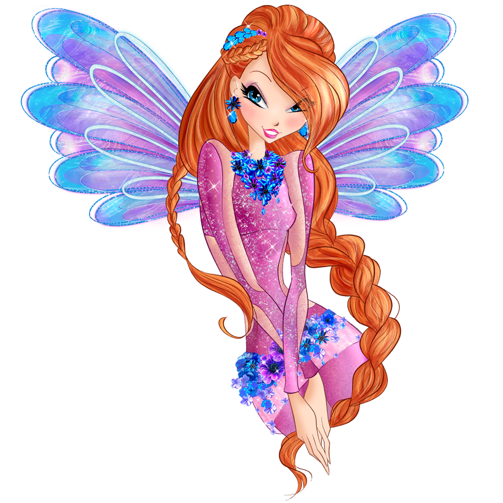 Pictures of Winx Onyrix transformation from World of Winx.