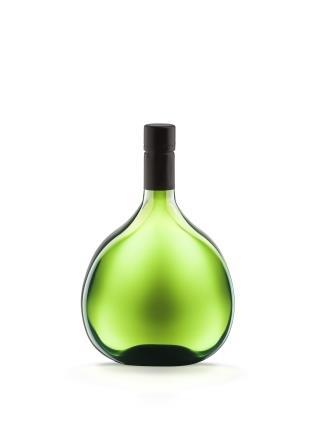 Wein & Design Der neue fränkische Bocksbeutel.