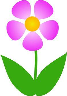Flower 33 clip art.