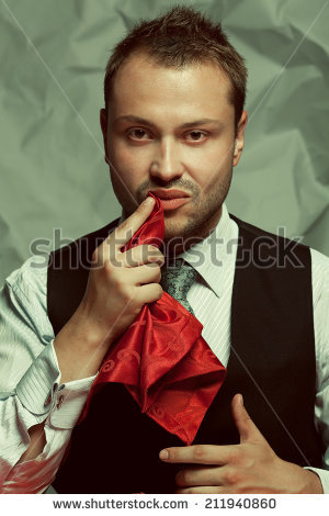 Wiping Mouth Banco de imagens, imagens e vetores livres de.