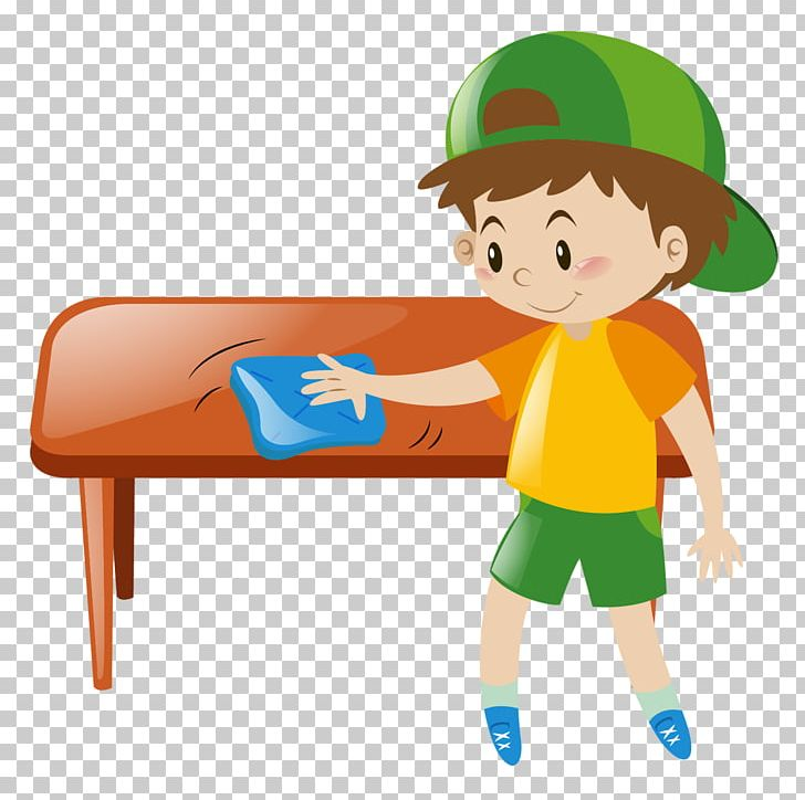 Table Cleaning Graphics PNG, Clipart, Boy, Child, Clean.