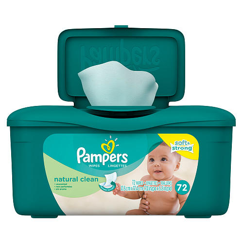 Baby Wipes Clipart.