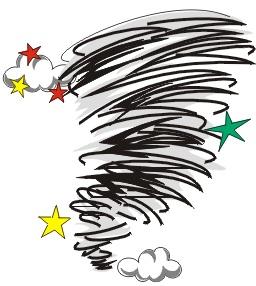 Tornado clip art at vector clip art.