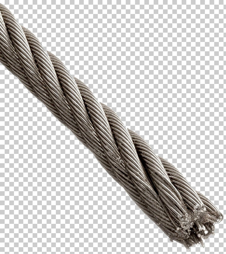 Wire rope Marine grade stainless Stainless steel, rope knot.