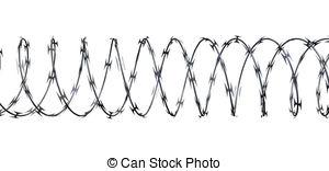 Razor wire Illustrations and Stock Art. 333 Razor wire.