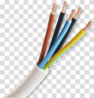 Electrical Wiring transparent background PNG cliparts free.