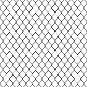 Wire Fence Clip Art, Vector Wire Fence.