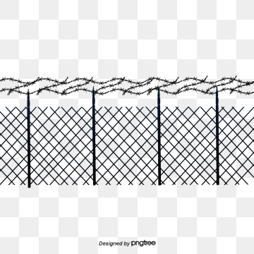 Wire Fence Png, Vector, PSD, and Clipart With Transparent Background.