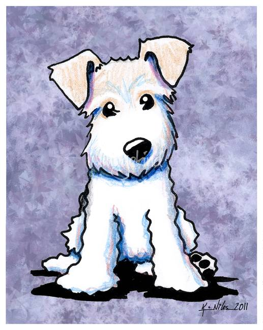 Showing post & media for Wire fox terrier cartoon.