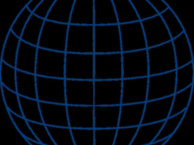 Globe Clipart Vector.