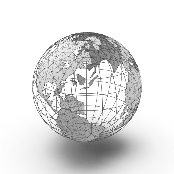 Wire Frame Globe PNG Images & PSDs for Download.