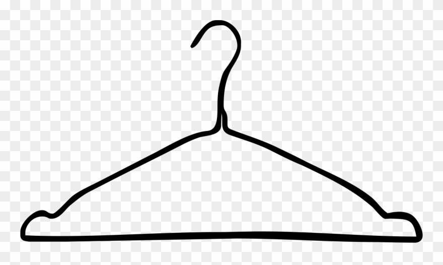 Hanger Clipart Wire Hanger Picture Free Library.