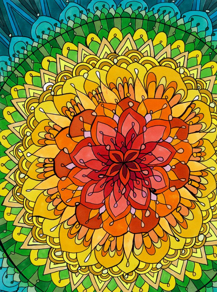 1000+ images about Mandalas and Fractal Art on Pinterest.