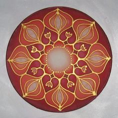 silk window mandala, 15 cm wire frame, 10 euro or $15 AUS.