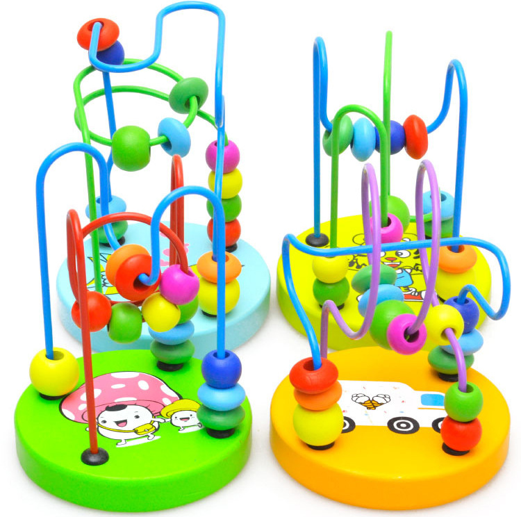 Popular Wire Maze Toy.