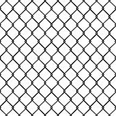 Clipart of Steel Wire Mesh Seamless Background. Vector k22111525.