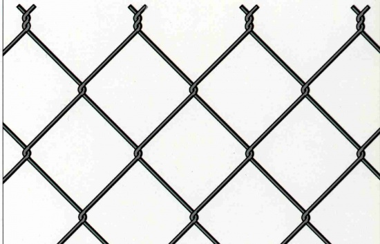 Chain Link Fence Clipart.