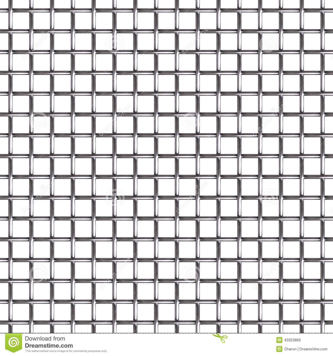Wire mesh seamless pattern stock photo. Image of horizontal.