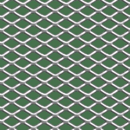 Fine metal mesh free seamless texture.