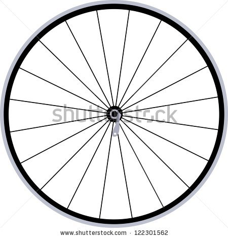 Oldfashioned Wagon Wheel Steel Rim Wire Stock Photo 243858082.