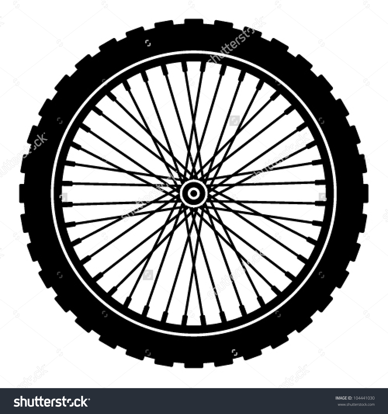 Bicycle Wheels Clipartbdpd9.