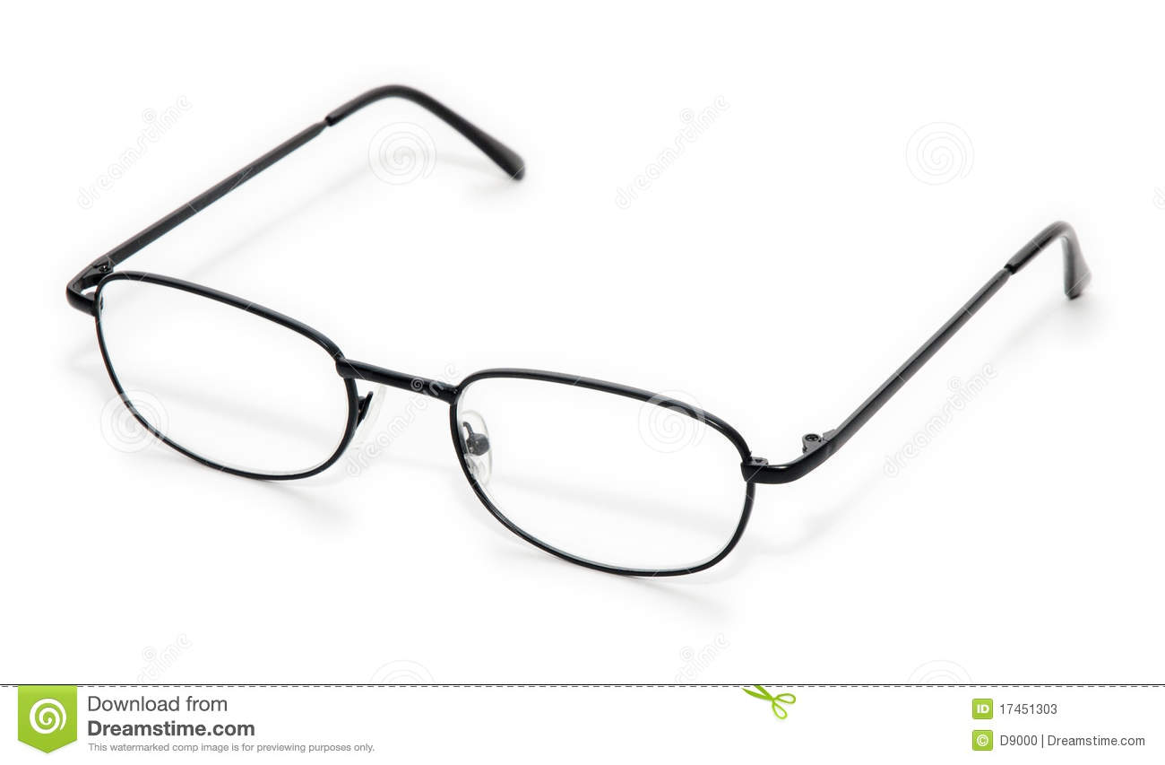 Wire Spectacles Clipart.