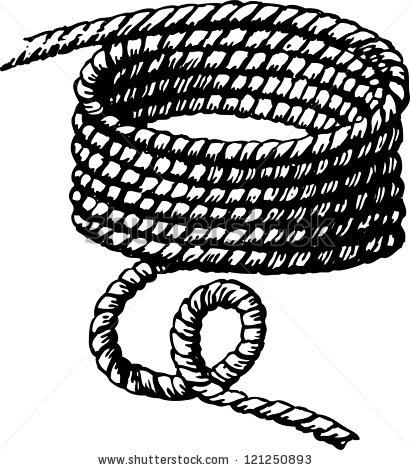 Collection of free Rope drawing coiled. Download on Clipart 4Biz.