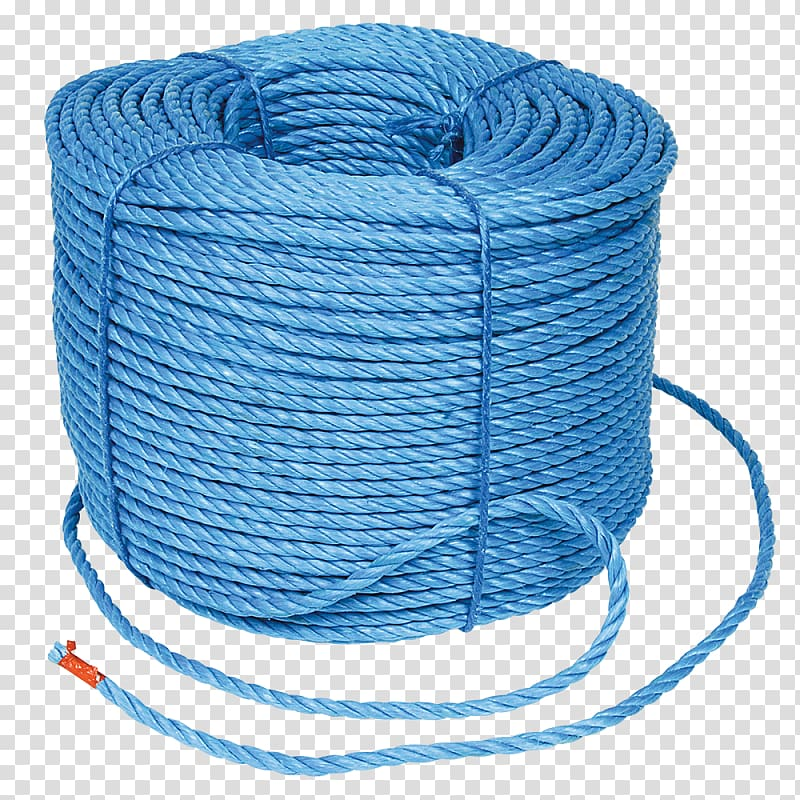 Wire rope Polypropylene Plastic Twine, rope transparent.