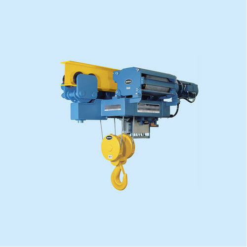 Electric Wire Rope Hoist.