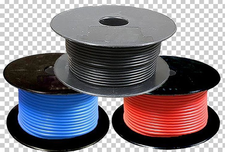 Cable Reel Electrical Cable Wire Copper Conductor PNG.