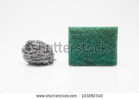 Steel Wool Stock Photos, Royalty.